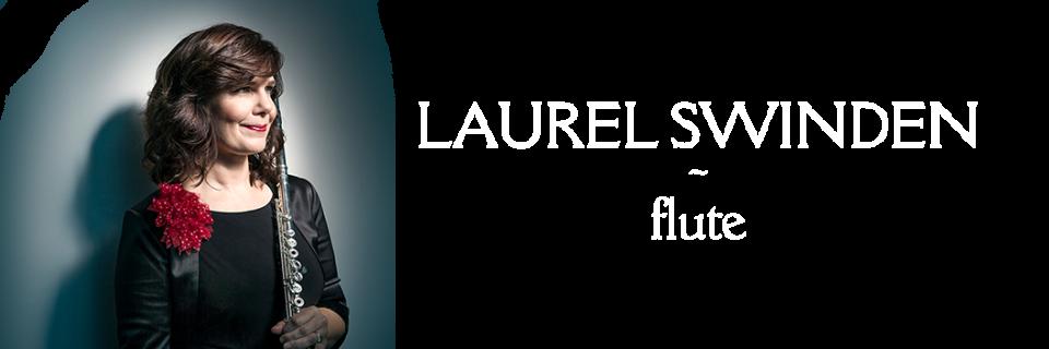 Laurel Swinden, flute